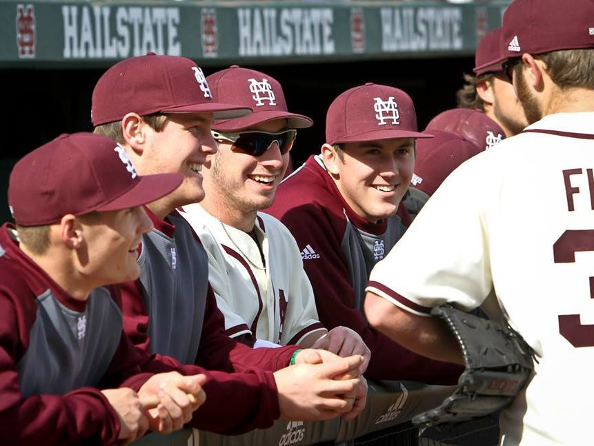 Mississippi State hopes its recruiting class survives the MLB Draft on Monday.