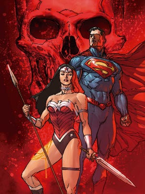 """Peter Tomasi takes on two of DC Comics' biggest icons in November as the new writer of """"Superman/Wonder Woman."""""""