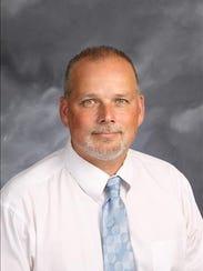 Devin Pringle, Carson City-Crystal High School principal and head football coach