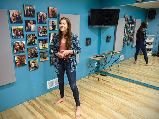 Ashley Gonzalez, Sauk Rapids, is organizing The Swingin'