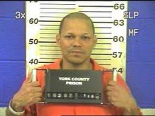 Peter Sanchez-Santiago, inmate with Hepatitis C who allegedly bit a corrections officer.