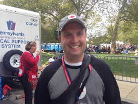 Colin Riccobon, 37, of Wilkes-Barre, Pennsylvania