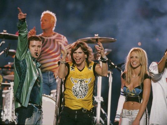 Steven Tyler;Justin Timberlake;Joey Kramer