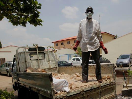 AP Nigeria Explosion