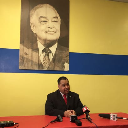 Coleman Young II announces mayoral run: 'We need change'