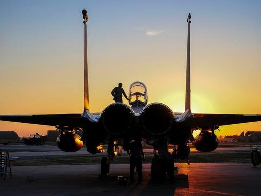F-15 E