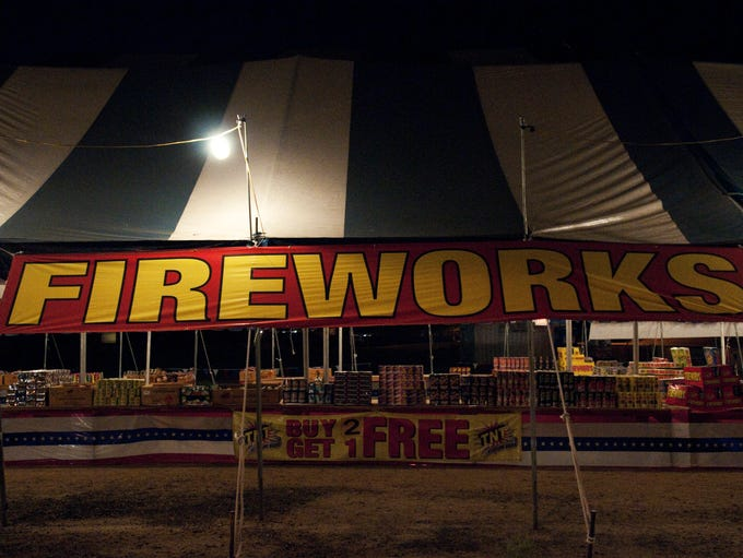 Arizona's fireworks laws were changed in 2014. The