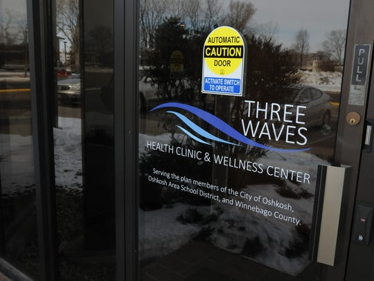 The new Three Waves Health Clinic and Wellness Center