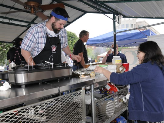 This is the 10th year for the annual Project Host BBQ Cook-Off & Festival, which takes place April 26th and 27th, at the space at 320 Hudson St., Greenville.