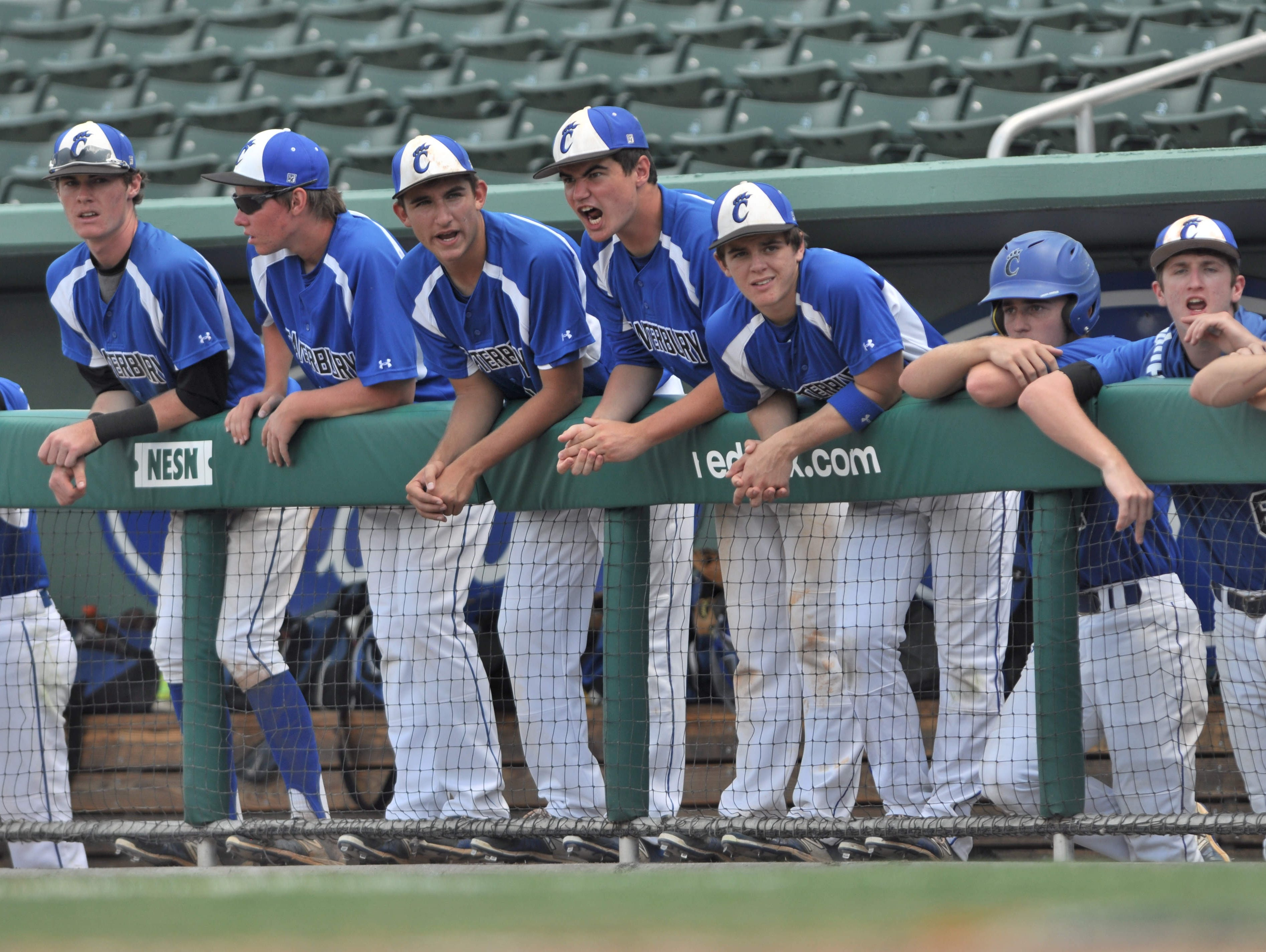 The Canterbury School baseball team will look to make a return to the state Final Four after falling in the state semifinals last season.