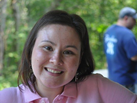 Christine Rock Ault, a lifelong Hyde Park resident,<QC>