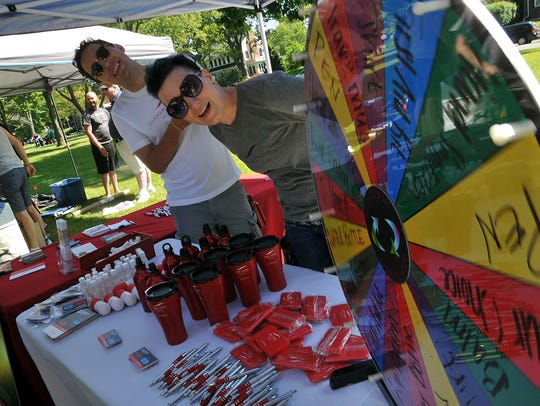 The third annual Mansfield Pride Festival is Saturday