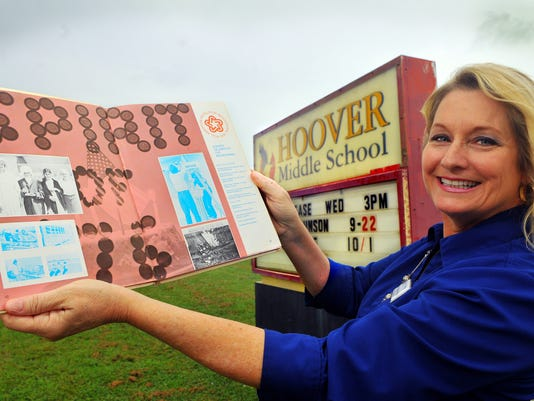 HOOVER MIDDLE SCHOOL TIME CAPSULE