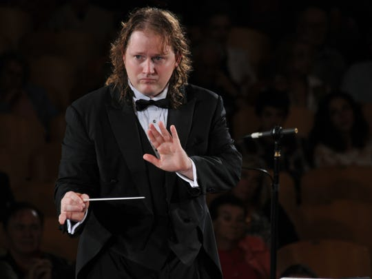 """Jason C. Tramm will lead the MidAtlantic Opera Orchestra and Chorus and the Seton Hall University Choir in """"A Prayer for Peace"""" at Carnegie Hall this Saturday, October 17.  The performance caps a trilogy of concerts conceived by Tramm to promote harmony through music.  This previous two concerts were held this past summer at the Great Auditorium in Ocean Grove, where Tramm is also the director of music ministries."""