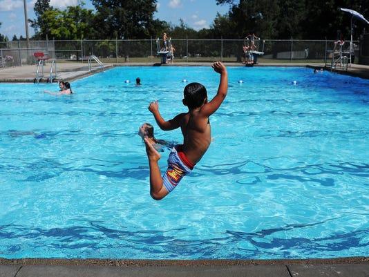 Pools Closing