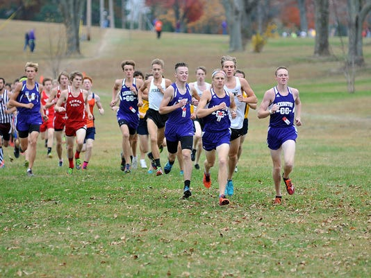 Lexington cross country