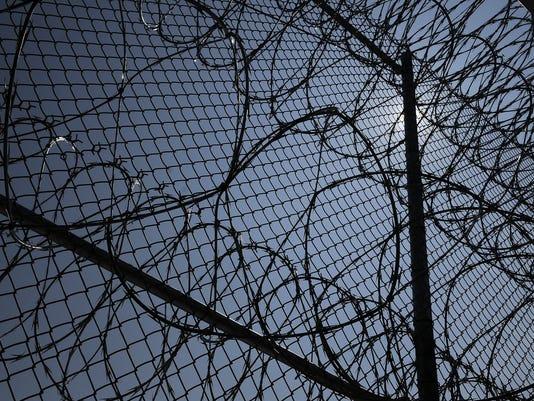 Louisiana State Penitentiary Death Row