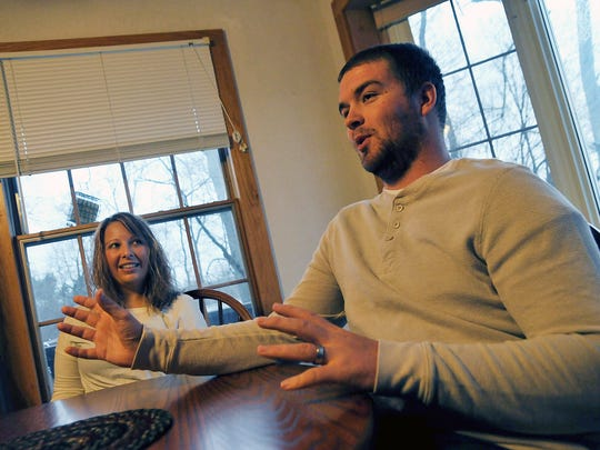 Adam and Alli Reidenbach talk about their experience.