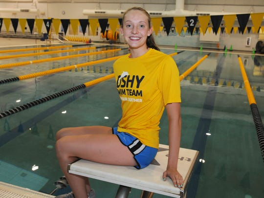 Maggie Werba, recent Oshkosh West grad who will be attending Minnesota this fall, has qualified for the 2016 US Olympic Team Trials in Omaha next summer.