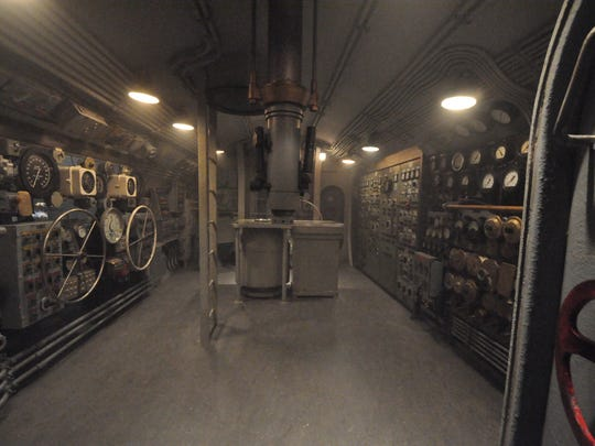 """The USS Cobia submarine was used as inspiration for a World War II-era sub set on the TV show """"Supernatural."""""""