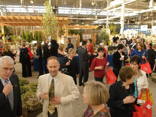 Tastings galore and stunning gardens mark A Noble Evening in the Garden 7 to 11 p.m. March 11 at the Indiana State Fairgrounds' Expo Hall and West Pavilion.