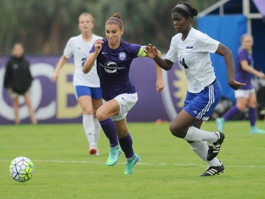 Pro Soccer: Orlando City B vs. Eastern FL State College