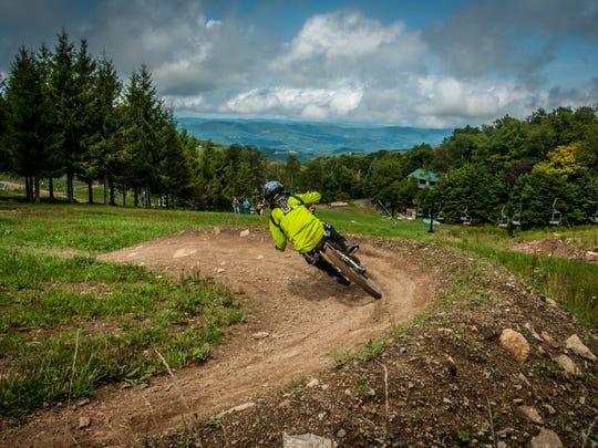 Beech Mountain Resort is expanding its mountain biking park this summer.