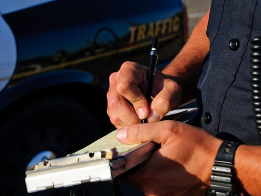 Writing a ticket