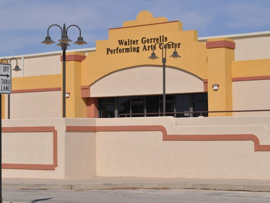 Walter Gerrells Performing Arts Center