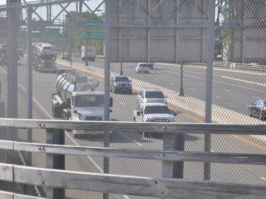 Officials gathered Wednesday to urge the Port Authority of New York and New Jersey to conduct an Environmental Impact Study (EIS) on the Outerbridge Crossing.