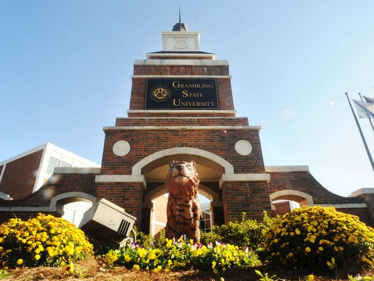 Grambling State University in Louisiana.
