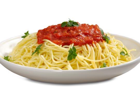 The Murfreesboro Lions Club will host a spaghetti dinner