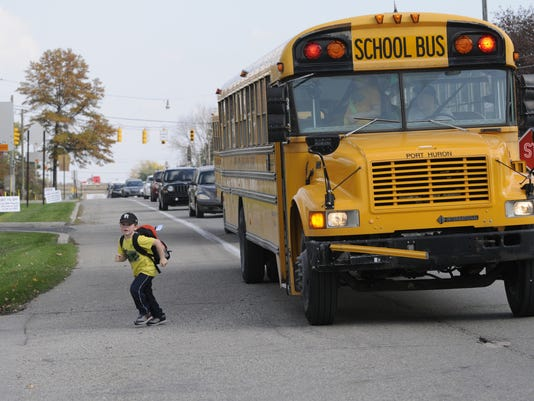 PTH1021 School Bus Safety