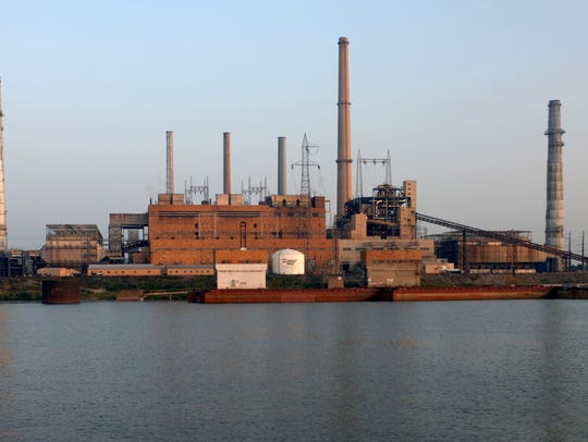 The Tanners Creek plant in Lawrenceburg is being decommissioned