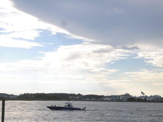 View of Assawoman Bay