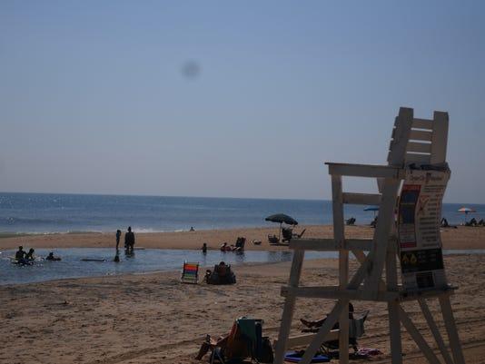 Beach at 144th Street