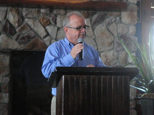 Coastal Bays executive director Frank Piorko.