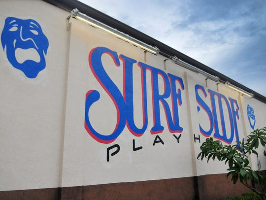 Party for the Playhouse is a fundraiser to benefit the Surfside Playhouse in Cocoa Beach. It will be at the Cocoa Beach Hilton on Feb. 9.