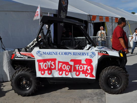 Toys-for-Tots is always in need of help to provide services and gifts to underprivileged children.