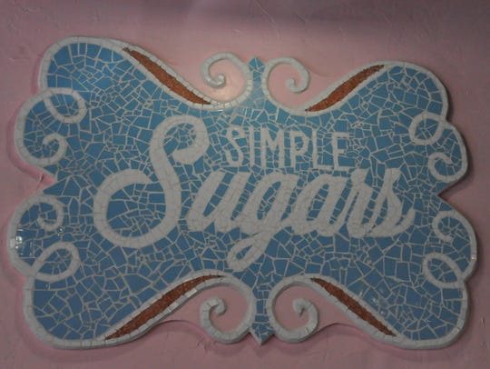 Simple Sugars owner Christine Authement commissioned