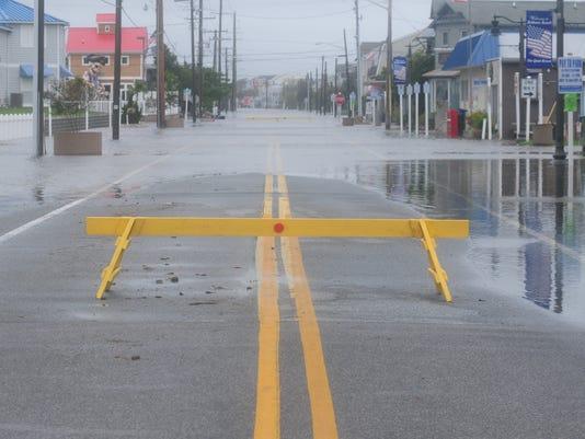 Bethany flooding