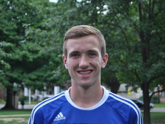 Andrew Cross, Memorial boys' soccer