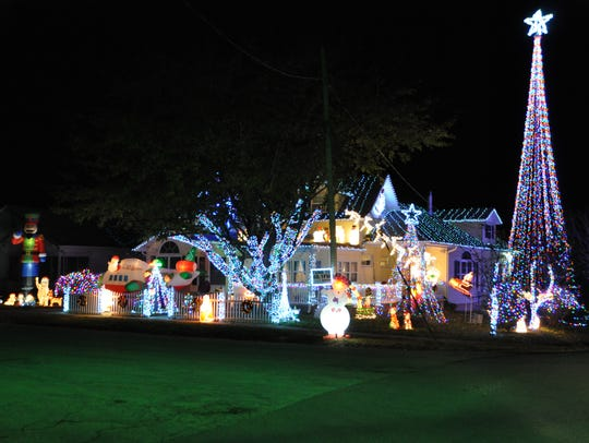 The Rinker Christmas Light Extravaganza, 429 E. College