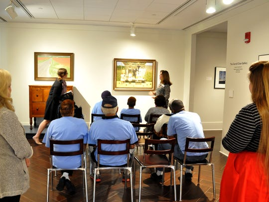 "The Memphis Brooks Museum of Art has recently expanded its Art Therapy Access Program through a community partnership with Christian Brothers University. ""The program allows the museum to continue offering art therapy to our community, while also helping train the next gen-eration of art therapists,"" said, Kathy Dumlao, Brooks Museum's education director."