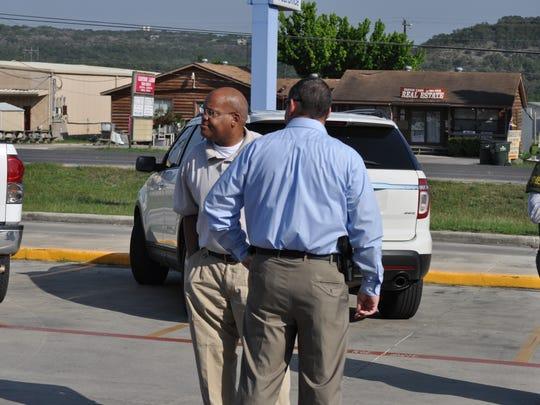 Calcasieu Parish Deputy Randy Curtis handled the initial reinvestigation of Felix Vail.