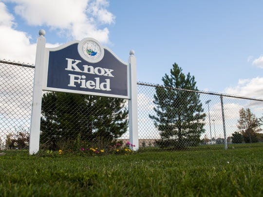 The Knox splash pad follows another completed earlier in 2016 at Lakeside Park.