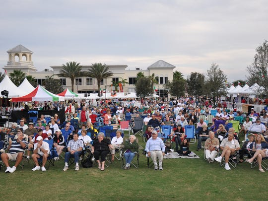 Bring your lawn chair or blanket and sit and enjoy entertainment all weekend celebrating Italian culture at the Tradition Taste of Little Italy from Jan. 27 to 29..
