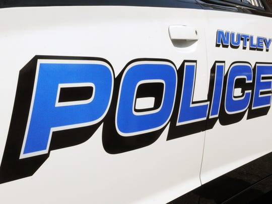 A Nutley police vehicle