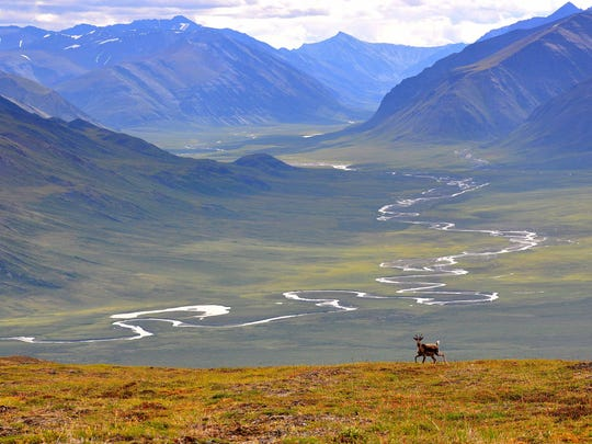 Gates of the Arctic National Park and Preserve is an