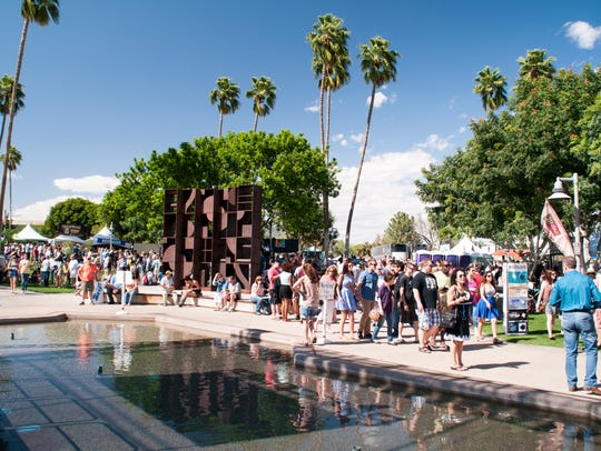 The Scottsdale Culinary Festival is one of the events